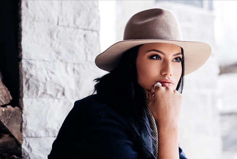 ashley callingbull Hat
