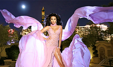 ashley callingbull gown