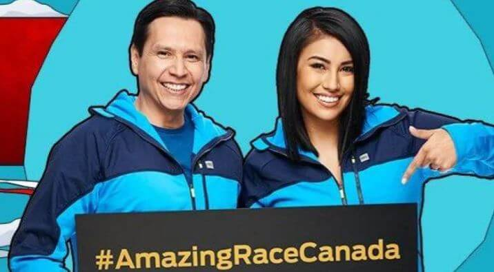 first indigenous team amazing race canada